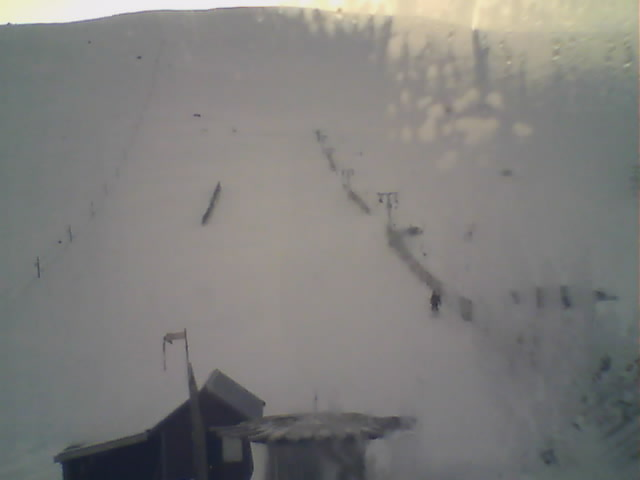 Webcam de la Estación de Esquí de Fox Peak