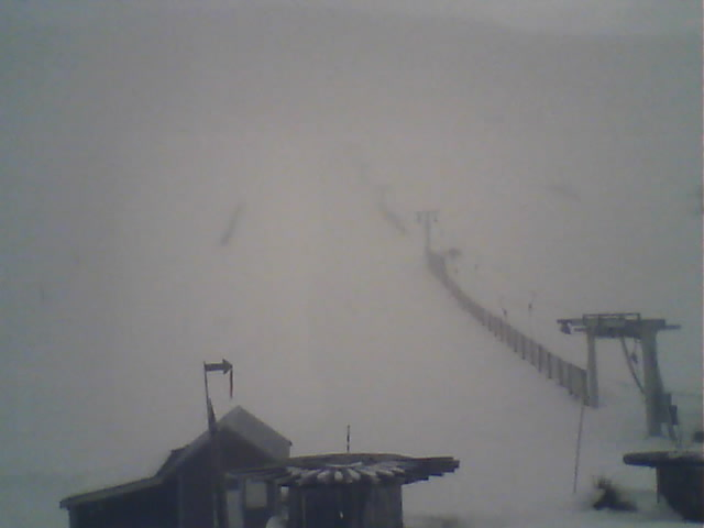 Fox Peak Canteen Cam - Mon 25 Jan 2021 13:40:50