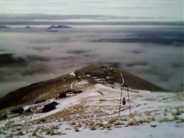 Fox Peak Tasman Cam - Mon 18 Jun 2018 11:49:01