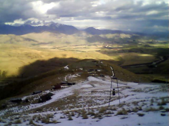 Fox Peak Tasman Cam - Fri 10 Jul 2020 18:09:34