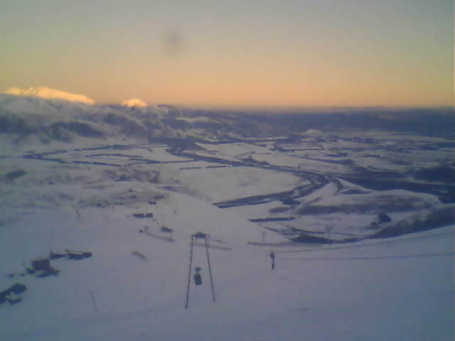 Fox Peak Tasman Cam - Tue 20 Apr 2021 18:57:50